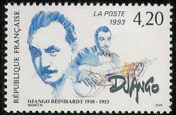 13 2810 14 05 1993 django reinhardt