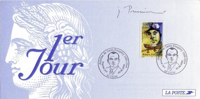 13 3337 24 06 2000 antoine de saint exupery 1900 1944