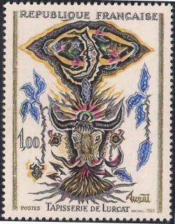 130 1493 19 11 1966 tapisserie de lurcat 1