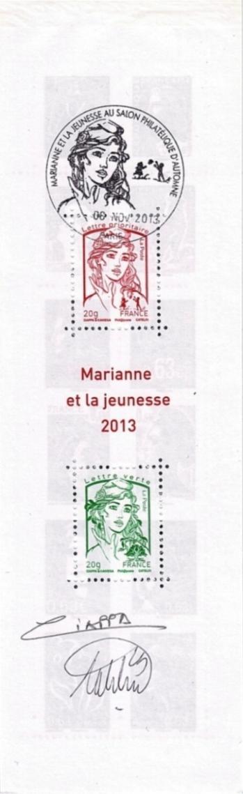 139 08 11 2013 marianne et la jeunesse