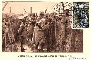 14 1053 03 03 1956 40eme anniversaire de la bataille de verdun 1