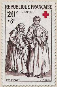 14 1141 07 12 1957 croix rouge