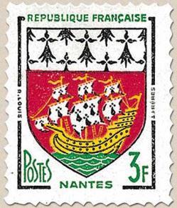 14 1185 1958 blason nantes