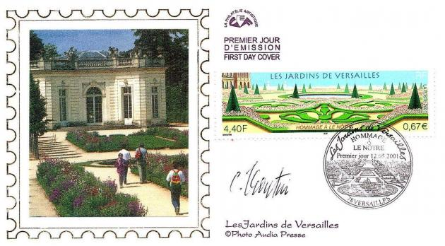 14 3389 12 05 2001 les jardins de versailles 1