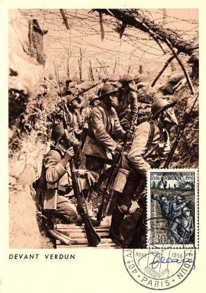 15 1053 03 03 1956 40eme anniversaire de la bataille de verdun 4
