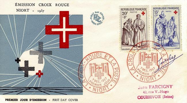15 1140 1141 07 12 1957 croix rouge