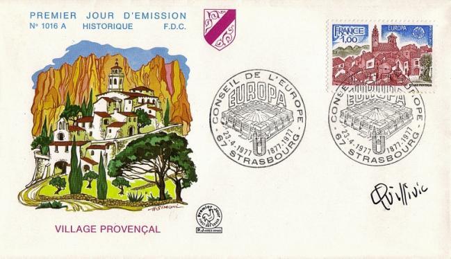 15 1928 23 04 1977 village provencal 1