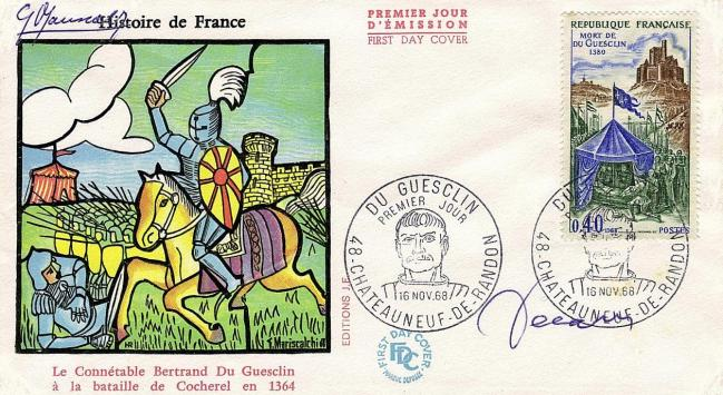 151 1578 16 11 1968 bertrand du guesclin