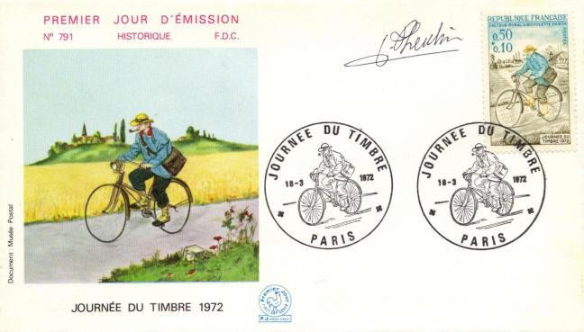 153 1710 18 03 1972 journee du timbre