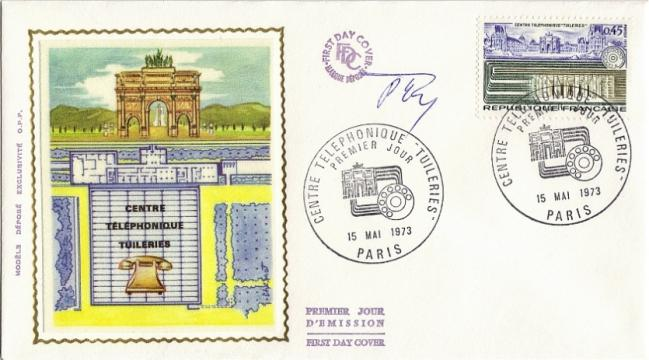 16 1750 15 05 1973 centre telephonique