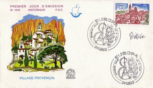 16 1928 23 04 1977 village provencal 1