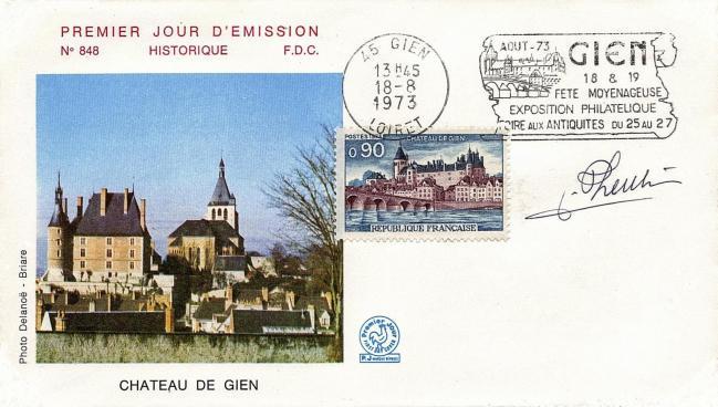 160 1758 18 08 1973 chateau de gien