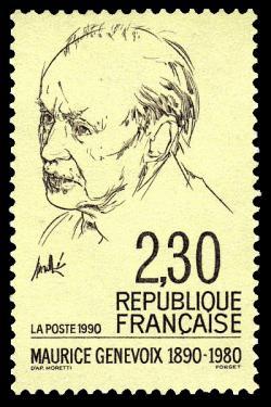 161 2671 10 11 1990 maurice genevoix