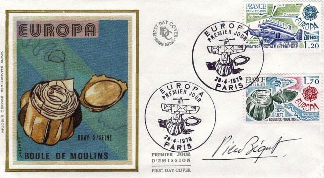 162 2046 2047 28 04 1979 aviation postale boule de moulins
