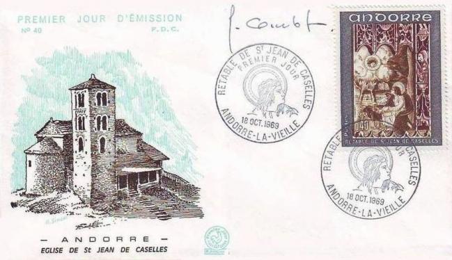 162f 199 18 10 1969 retable de la chapelle de saint jean de caselles