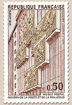 166 1782 19 12 1973 musee postal