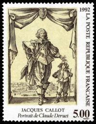 167 2761 27 06 1992 jacques callot portrait de claude deruet