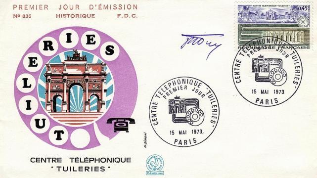 17 1750 15 05 1973 centre telephonique