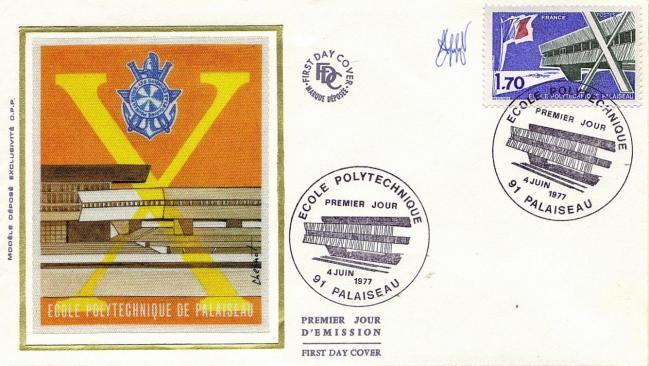 17 1936 04 06 1977 ecole polytechnique