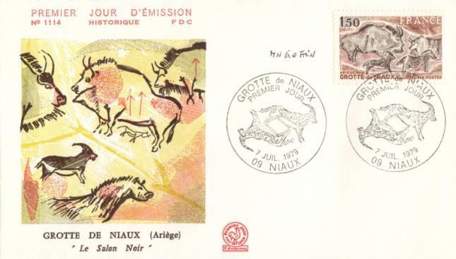 17 2043 1979 grottes de niaux