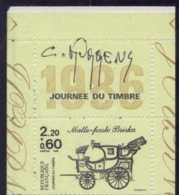 177 bc2411 a 05 04 1986 journee du timbre 2