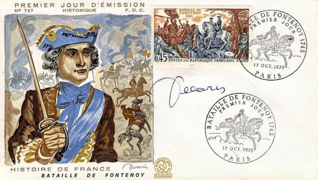 180 1657 17 10 1970 bataille de fontenoy