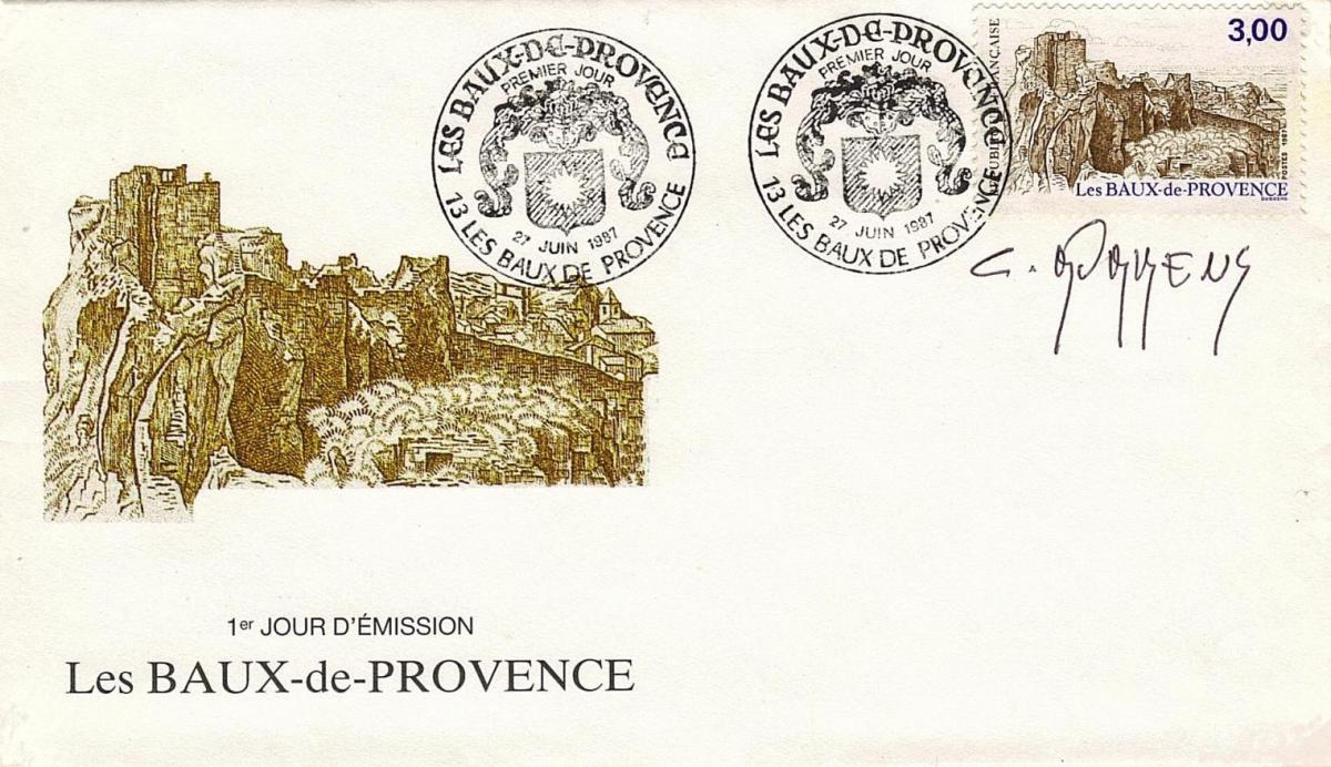 77 27 06 1987 les baux de provence n 2465 - Les jardins de provence 77 ...