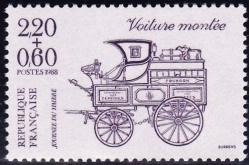 187 2525 12 03 1988 journee du timbre 2