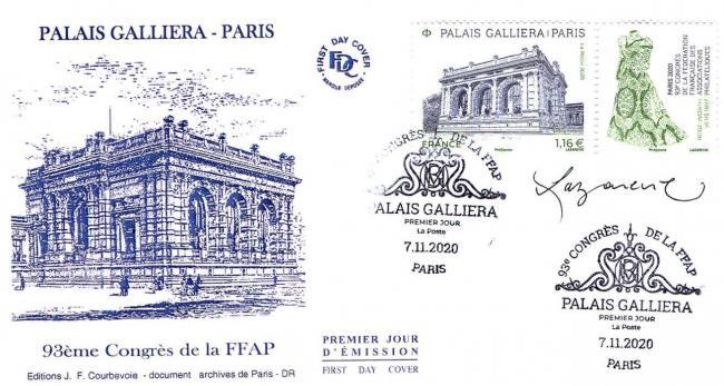 19 07 11 2020 93e congres ffap palais galliera