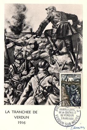 19 1053 03 03 1956 40eme anniversaire de la bataille de verdun 8