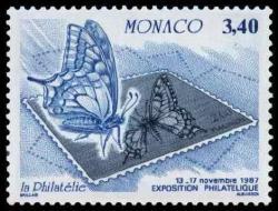 19 1588 1987 papillon