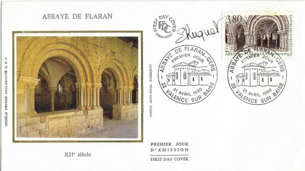 19 2659 21 04 1990 abbaye de flaran 1