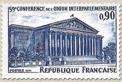 192 1688 28 08 1971 union interparlementaire