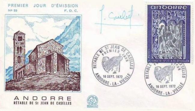 192e 16 09 1972 retable de la chapelle de saint jean de caselles bleu et gris bleu 3