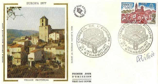 19bis 1928 23 04 1977 village provencal