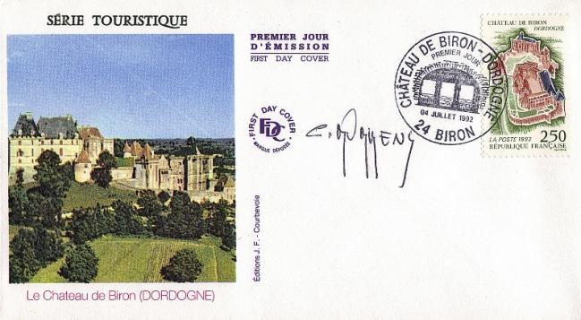 204b 2763 04 07 1992 chateau de biron