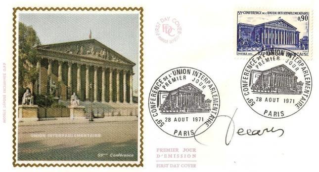 205 1688 28 08 1971 union interparlementaire