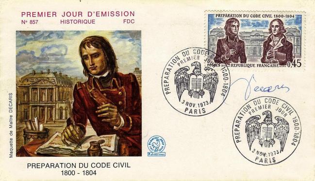 209 1774 03 11 1973 preparation du code civil