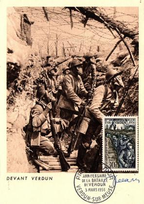 21 1053 03 03 1956 40eme anniversaire de la bataille de verdun 10