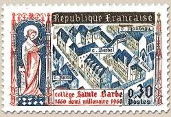 21 1280 03 12 1960 college sainte barbe
