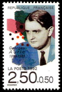 21 2751 11 04 1992 georges auric 1899 1983