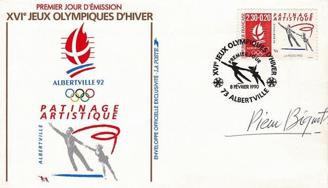 212 2633 08 02 1990 patinage artistique patinage