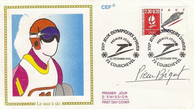 215 2674 22 12 1990 saut a skis