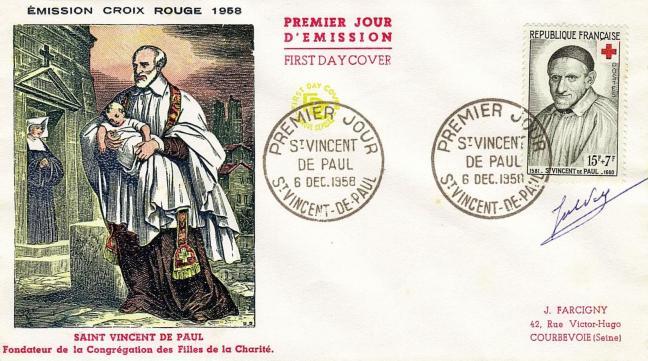 22 1187 06 12 1958 st vincent de paul