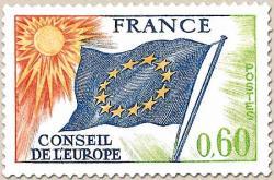 221 46 22 11 1975 conseil de l europe 60c 1