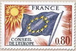 222 47 22 11 1975 conseil de l europe 80c 1