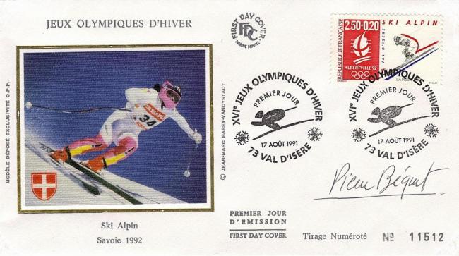 223 2710 17 08 1991 ski alpin