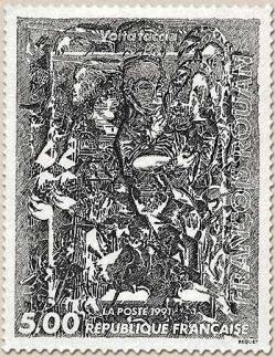 224 2730 09 11 1991 francois rouan