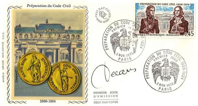 225 1774 03 11 1973 preparation du code civil