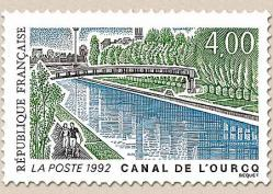 229 2764 30 05 1992 canal de l ourcq